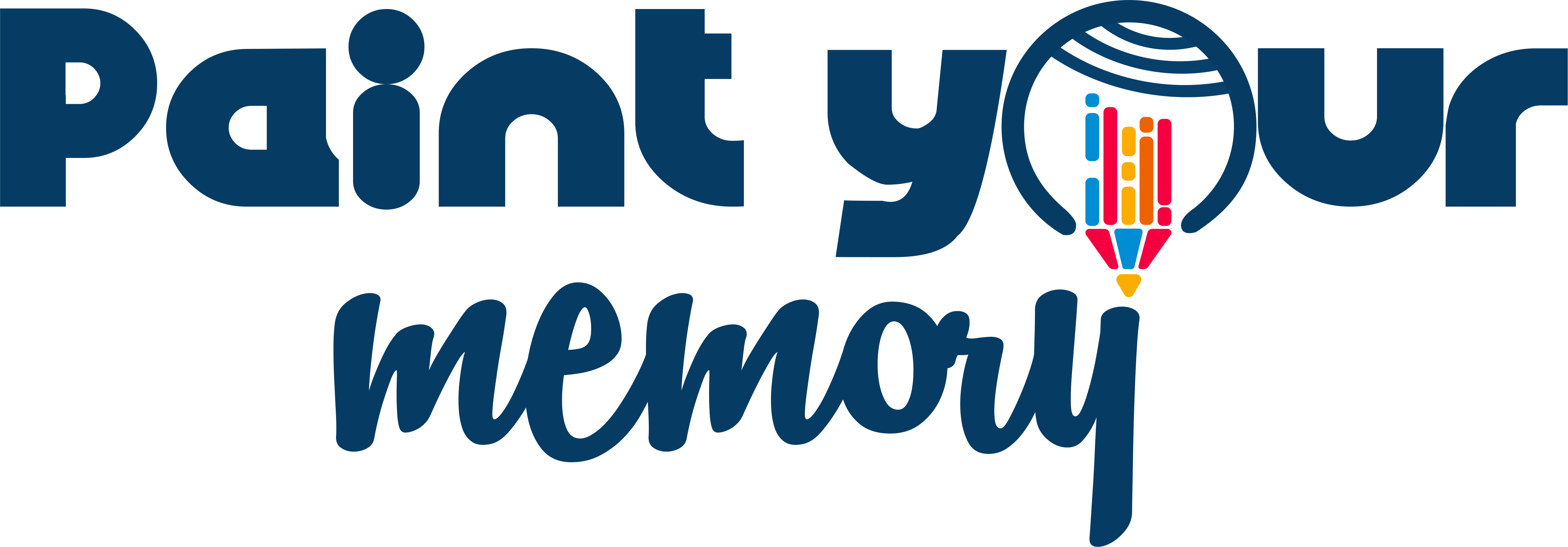 Paint Your Memory Logo